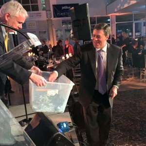 Pat LaFontaine Picks Raffle - East Coast Band Event
