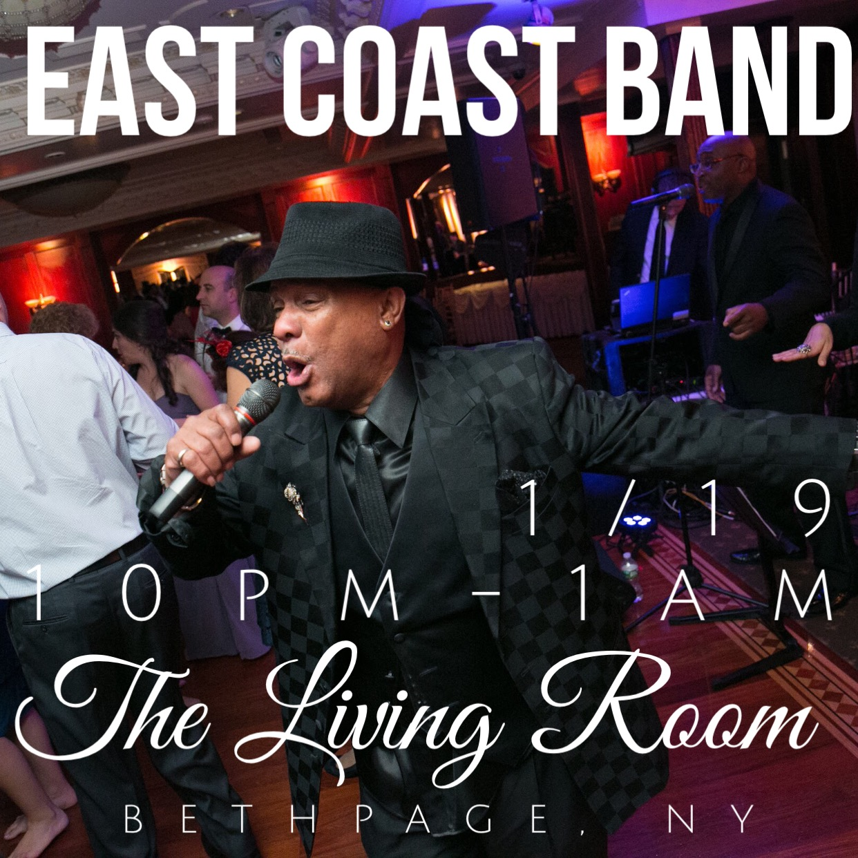 Live Band Schedule East Coast Band