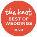 Knot Best of Weddings 2020 Badge